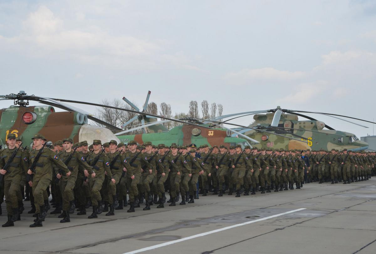 Шойгу: Три новые дивизии будут созданы в ЗВО и ЮВО для противодействия НАТО (sevik68)