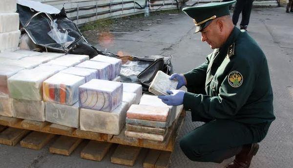 В Калининграде задержали судно из Бразилии с полутонной кокаина (sevik68)