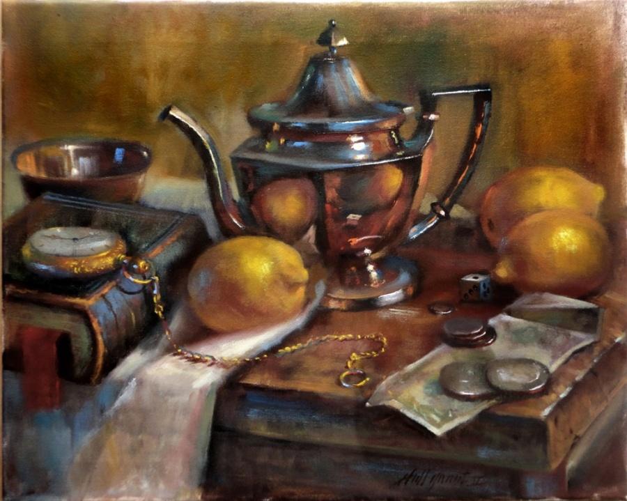 Золото и нефть (Олег Макаренко)