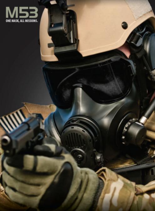 Штатовская армия заключила 245 млн-ый срочный контракт на биологическо-химические защитные маски (Мрак)