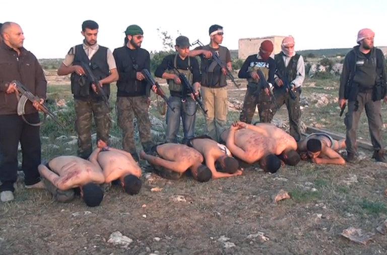 Сирийский фронт. Глава 4 (Сирийский фронт)