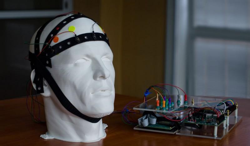 Распознавание лиц и нейрогарнитура для чтения мозга - всё на экспорт (Bazyaka)
