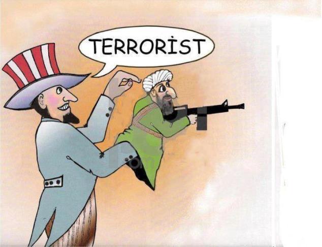 u s vs terrorism