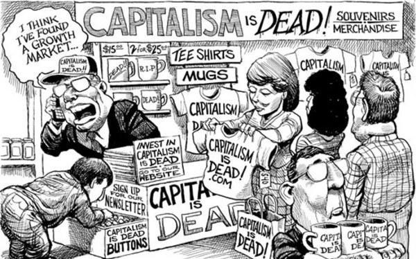 Гарвард: OOps! ))) Американская молодежь отвергает капитализм, а уже ТРЕТЬ за социализм (VAL)