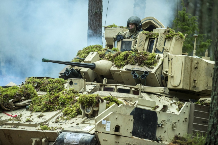 Стал известен план блиц-крига НАТО против России? (rygmen)