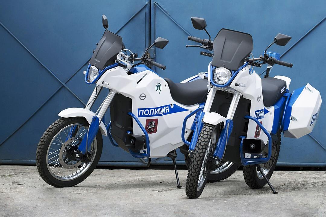 Электромотоцикл Иж Пульсар