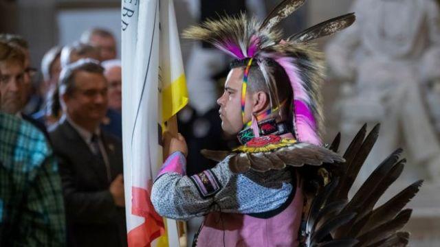 Верховный суд США постановил, что половина штата Оклахома - земля коренных американцев (Postulat)