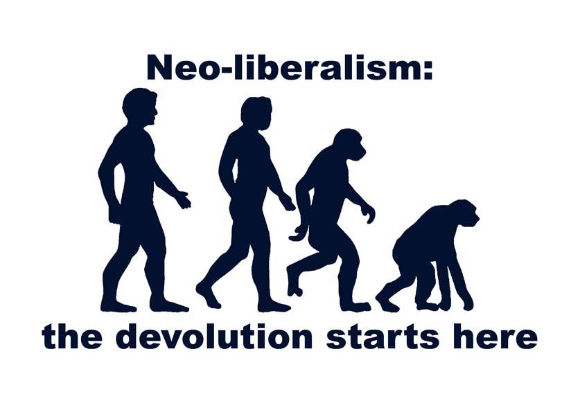 Неолибералы и их неодемократичная неоэкономика (Сергей Васильев)