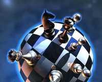 О правилах поведения за Великой шахматной доской. Часть 1я, патриотическая. (Сергей Васильев)