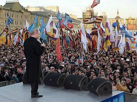 """Путин: """"Я один воюю в нашей армии?"""" (a.zaikin1985)"""