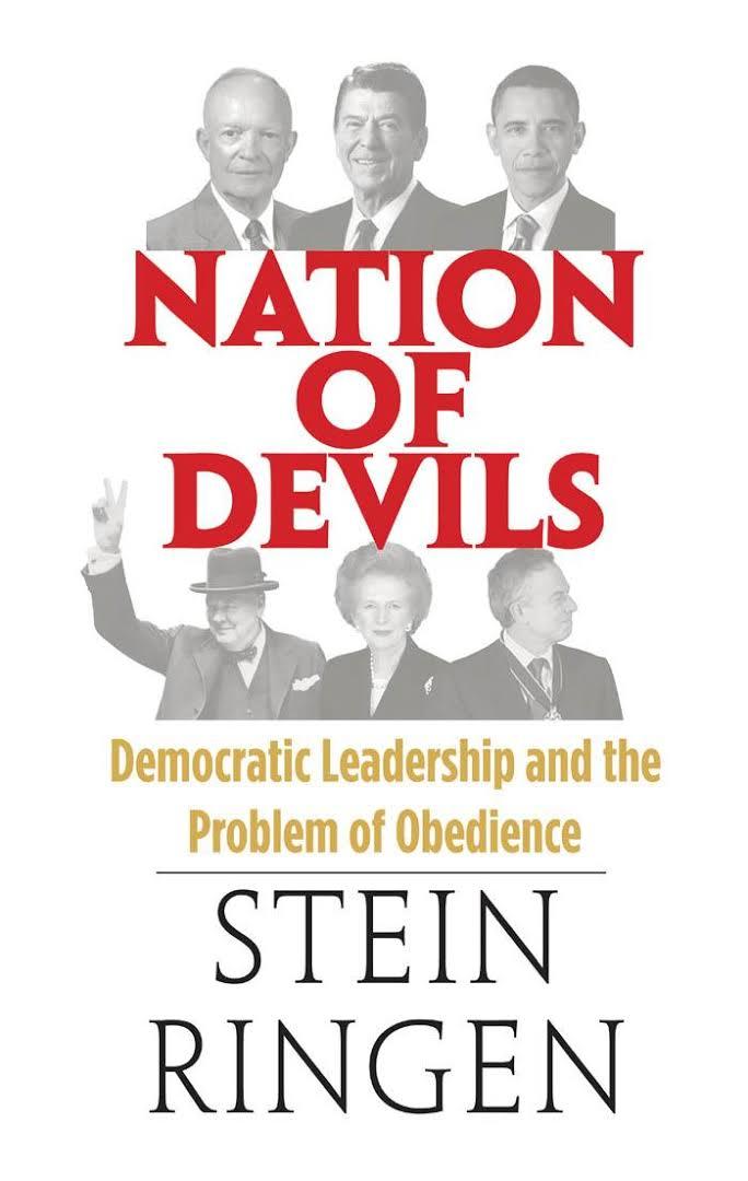 Стейн Рингер, книга «Народ дьяволов. Демократические лидеры и проблема повиновения»