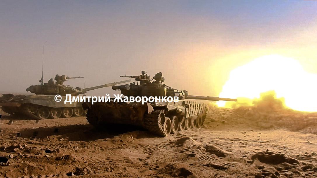 Сводки войны в Сирии, 15-16 июня: Продвижение САА в сторону Ракки и Дейр-эз-Зора остановлено (Дмитрий Жаворонков)