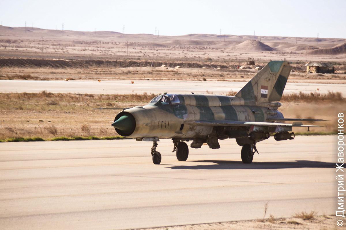 Крутое пике сирийской авиации: получит ли Дамаск от Москвы новые самолёты? (Дмитрий Жаворонков)