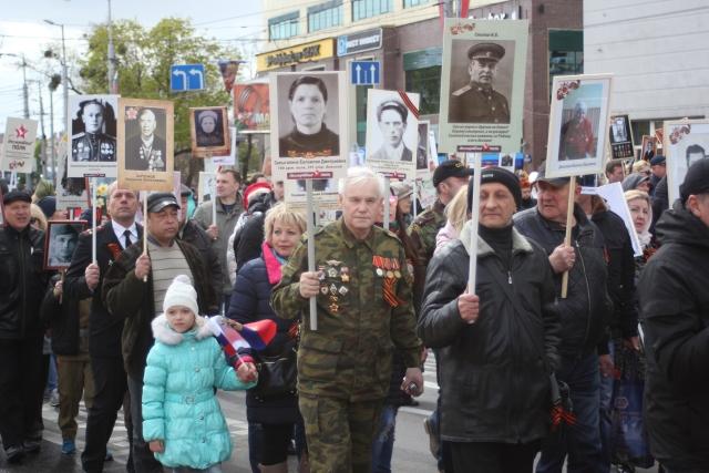 Либералы пытаются измазать в грязи «Бессмертный полк» (Руслан Осташко)