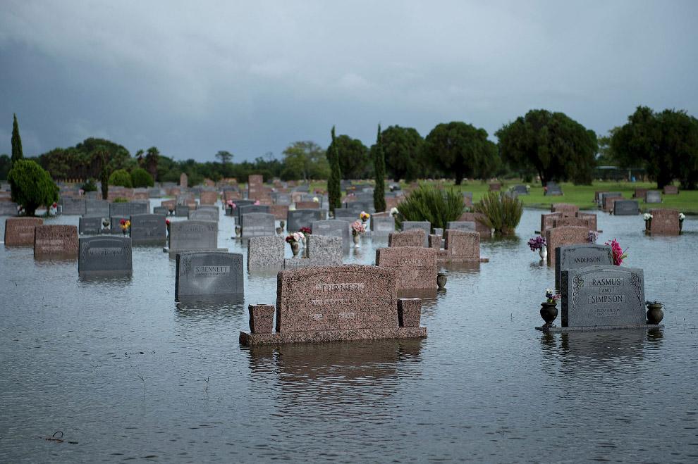 """Мнение - """"Хьюстонский потоп"""" вызван искусственно (оттуда...)"""