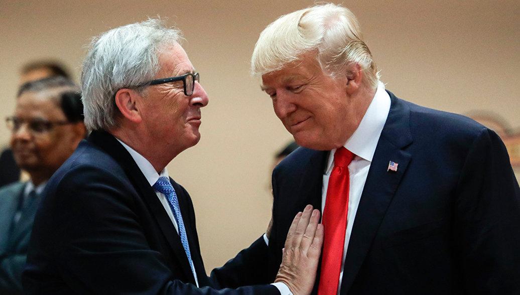 Трамп и Европа: кто кому сможет продать воздух (Александр Запольскис)