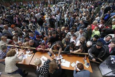 Война-прокси 5. Донбасс, роковой референдум. (Юрий-Западная Сибирь)