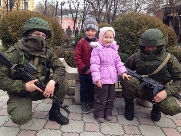Война-прокси 2. Крым, как это было. (Юрий-Западная Сибирь)