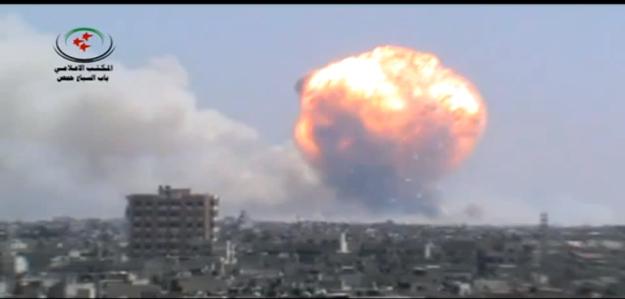 Как мы чуть не потеряли Сирию (АЧТ)