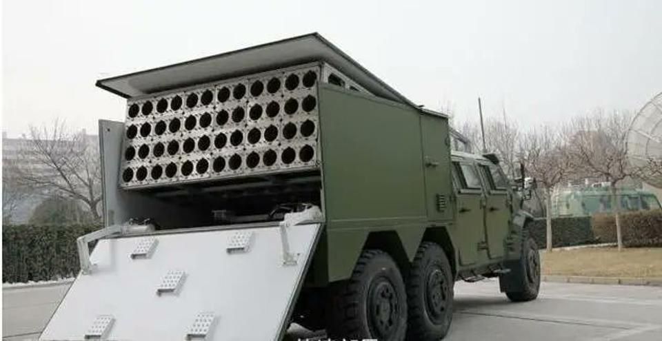 К вопросу о роях беспилотников- камикадзе (kuguar)