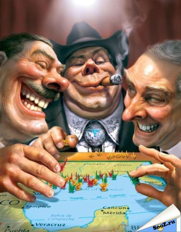 У них ВВП больше, у них зарплаты больше... либералам из России посвящается. (дополнено) (Tinkle Bell)