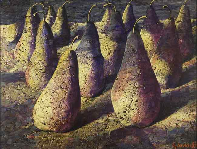 Россияне + груши = любовь, или контрабанда европейских фруктов в Россию (Tinkle Bell)