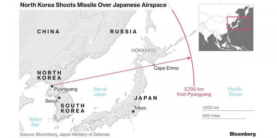 Ракета Северной Кореи. Почему её не сбили? (Андрей Манзолевский)