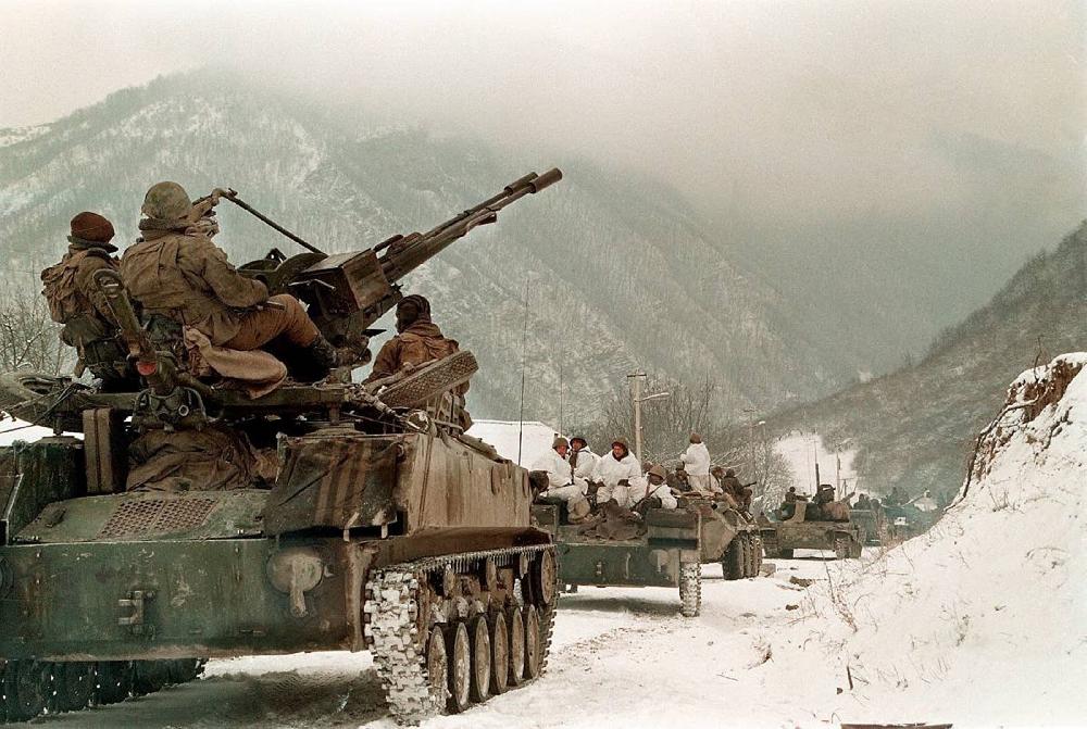 Кавказ в огне. История катастрофы... (мент)