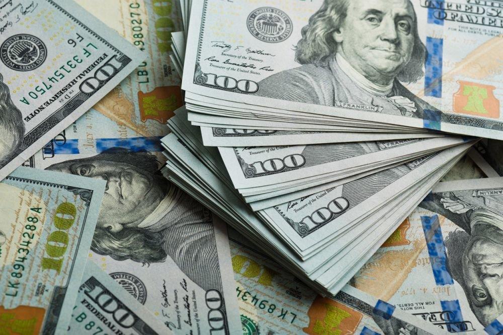 Россия снова сократила вложения в госдолг США (Лыков Олег)