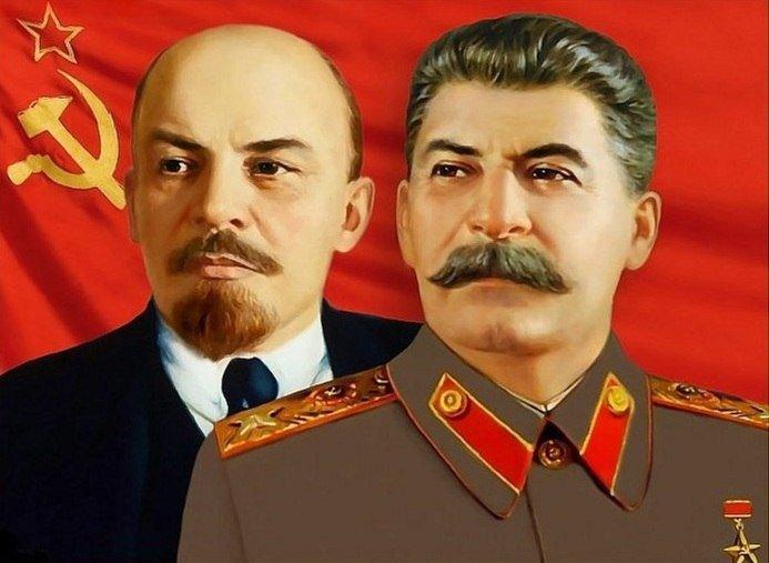 """Сталин, Ленин и """"Афтершок"""" (Джельсомино)"""