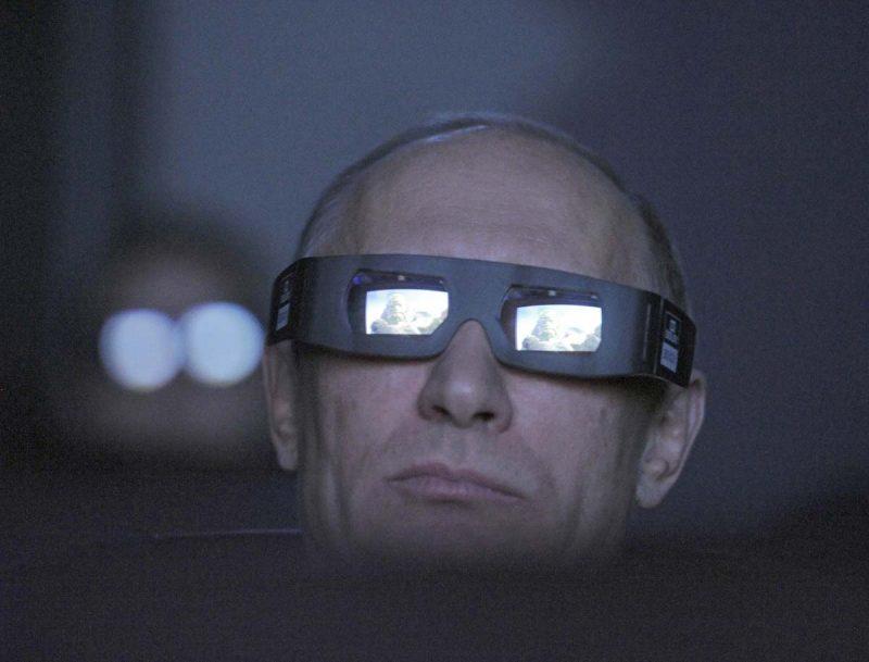 Теперь режиссирует Путин В.В.! (Кузьма Кузьмич И.)