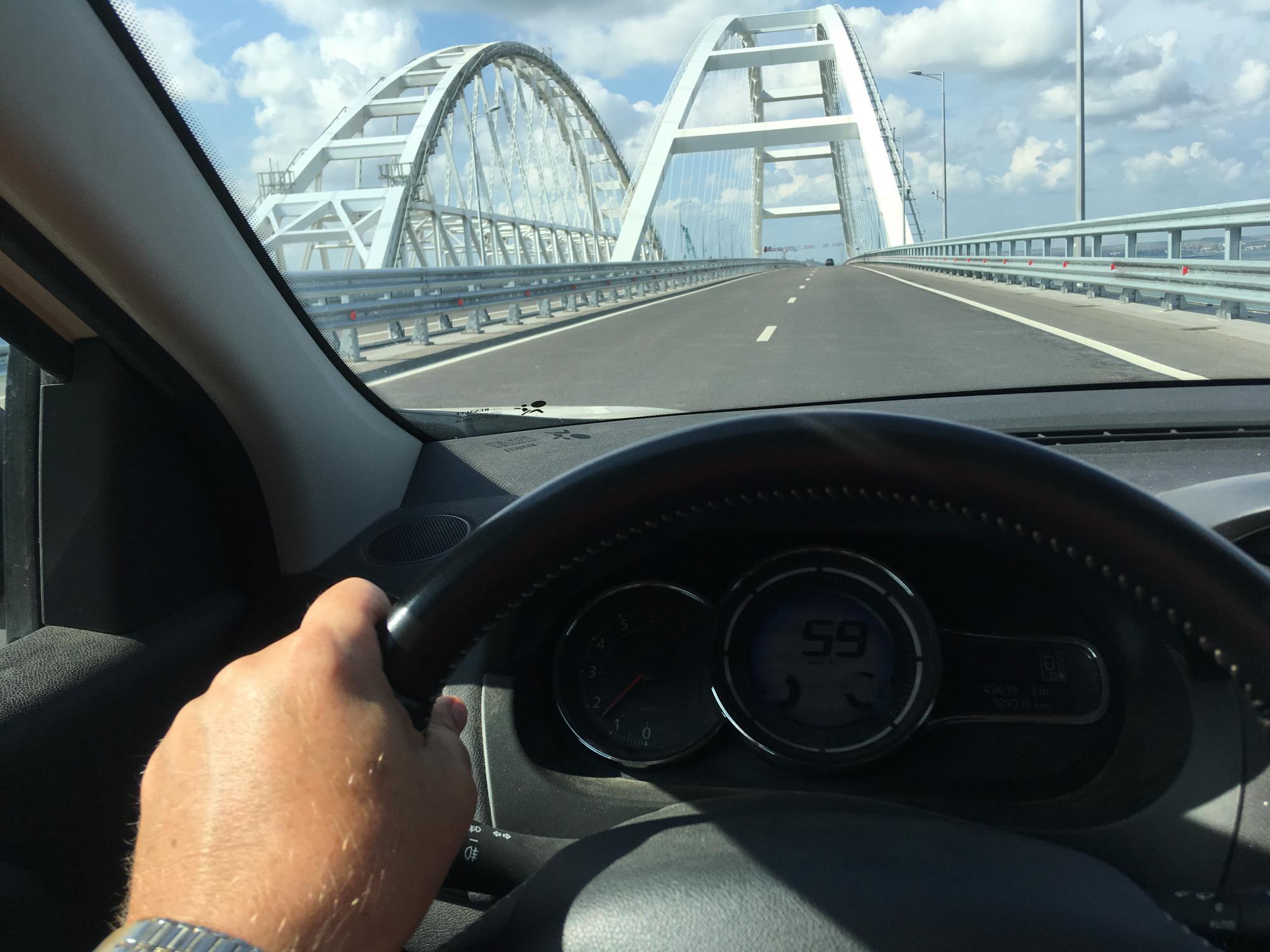 Крымский мост в моем сердце, или почему я хотел обнять Путина (много фото) (Кузьма Кузьмич И.)