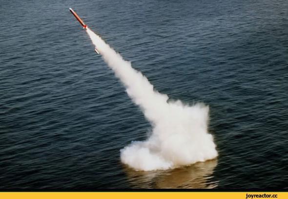 Владимир Путин: Корабли ВМФ РФ провели стрельбы по объектам ИГ в Сирии (RUSLAND)