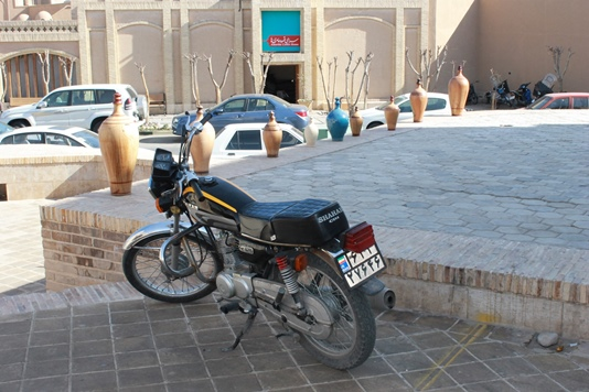Мотоцикл вместо ослика