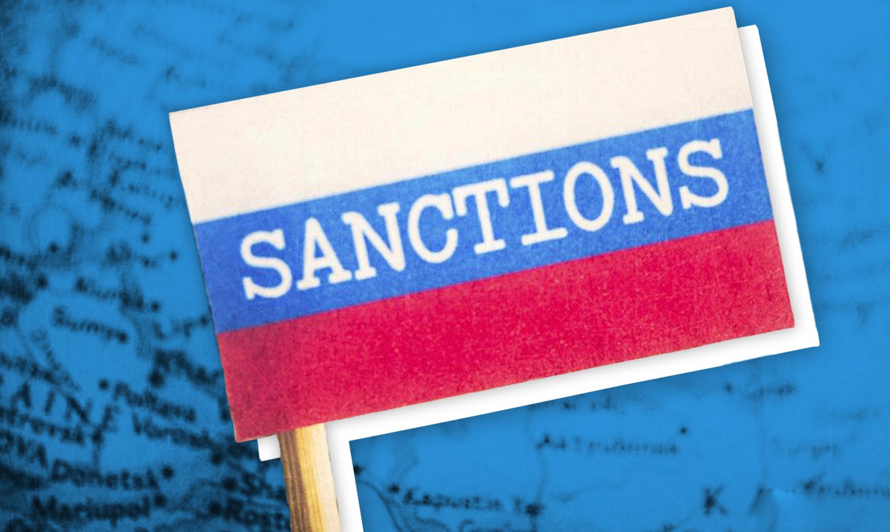 Санкции к россии картинки