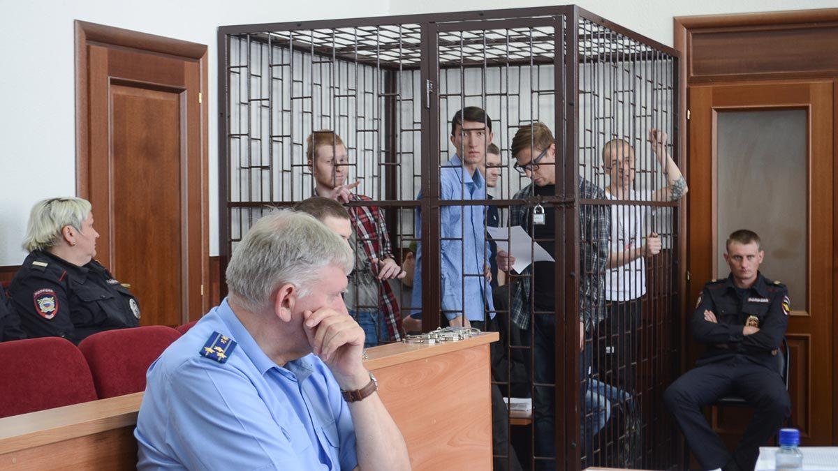 Семерых фигурантов дела «Сети» приговорили к 86 годам лишения свободы (advisor)