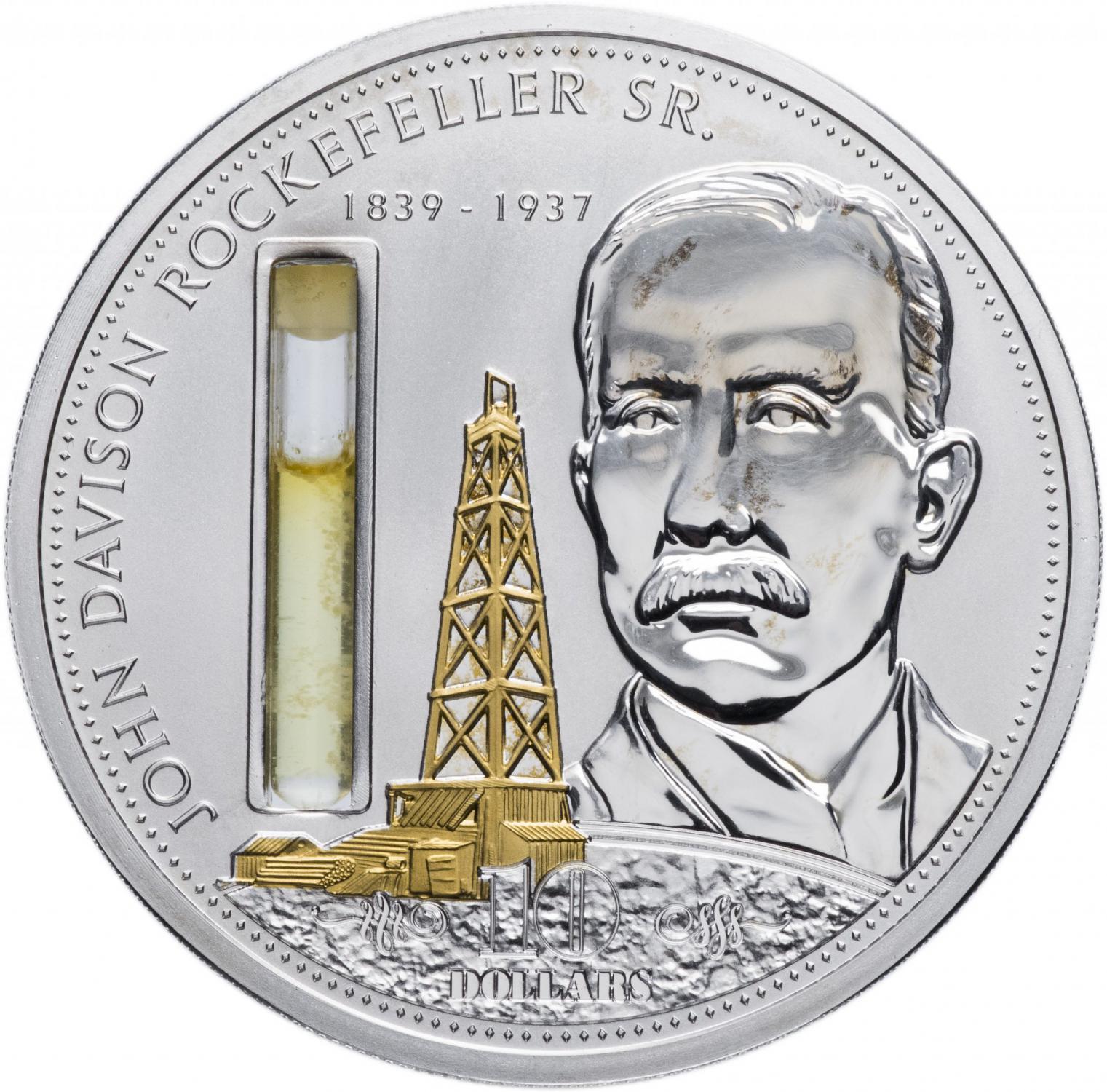 Нефтяная империя Рокфеллеров ведёт переговоры о возрождении (Борода Берни)