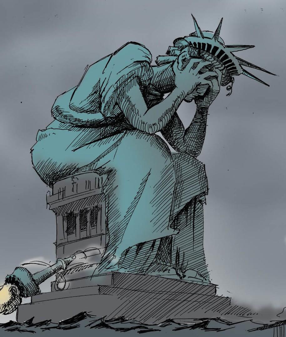 Сауды крушат сланцы США. Россия наблюдает (Борода Берни)