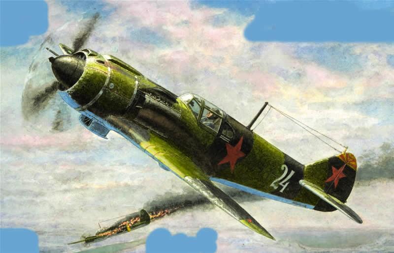 Советская авиация понесла наименьшие потери во Второй Мировой войне из всех воюющих держав. (Remixov)