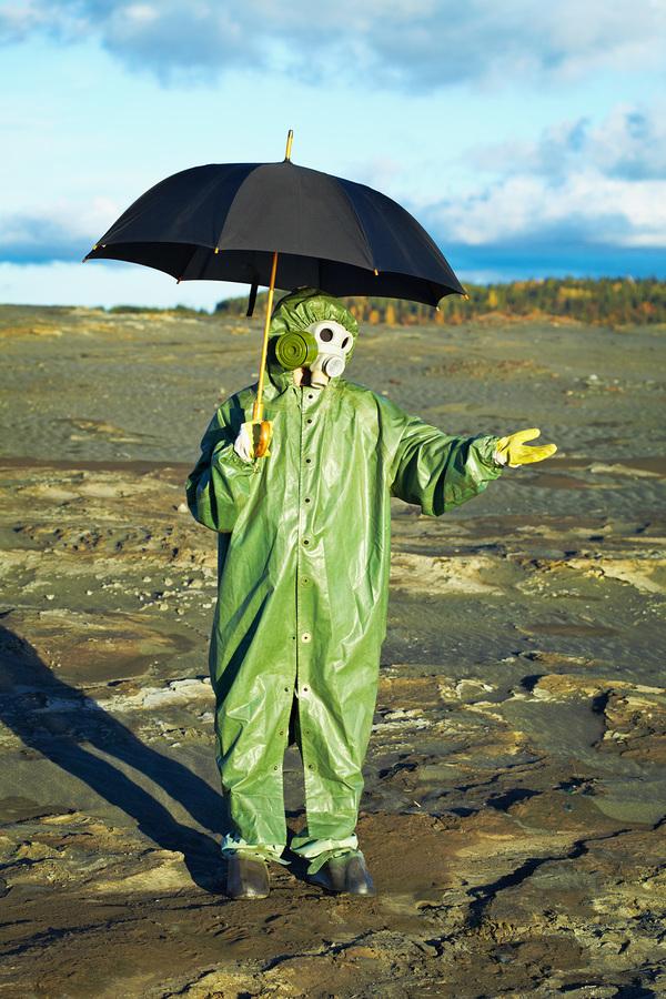 Лондонские шербургские зонтики или новое прочтение Леграна. В стиле французкой Фукусимы. (ВладиславЛ)