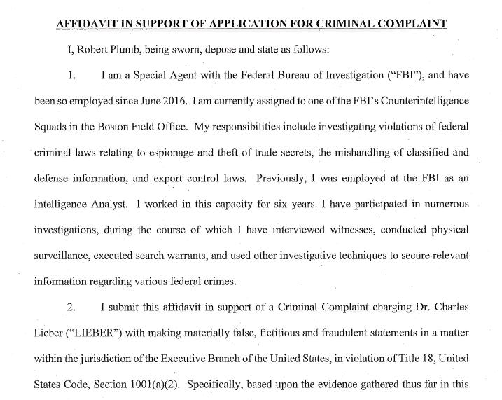 Covid-19 в США и снова всплывающие «новости» об арестах китайских и российских шпионов (Glor Salivan)