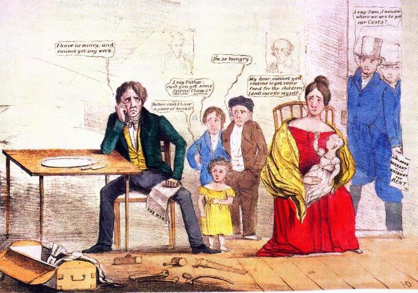 История кризисов: Кризис 1836–1837 гг. (Леонид Гринин)