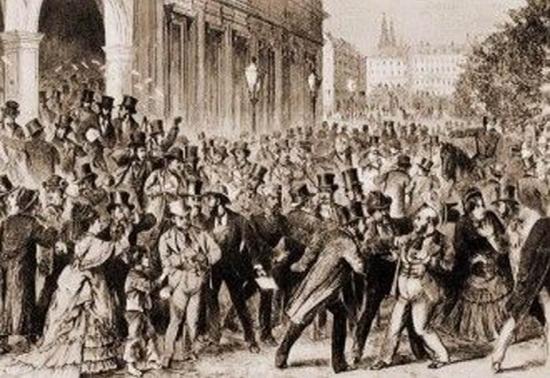 Kризис 1873 г.– один из самых сильных в мировой истории (Леонид Гринин)