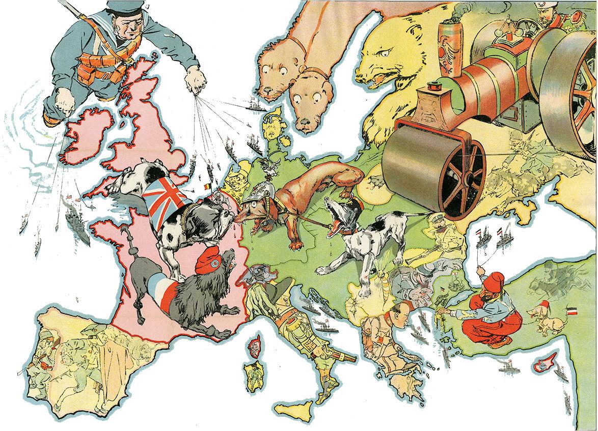 Спорный кризис 1913 г. (Леонид Гринин)