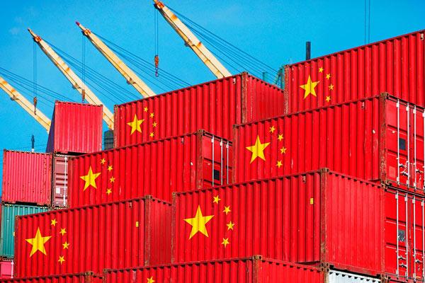 Торговые связи Китая со странами мира (Купец)