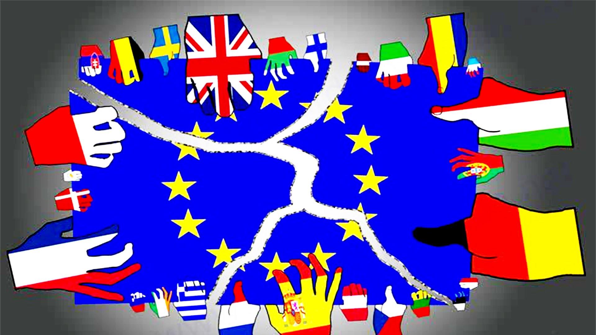 Острова сырьевых нищебродов... Новый Миропорядок-9: «Лучшая рифма к слову Европа» (mamomot)