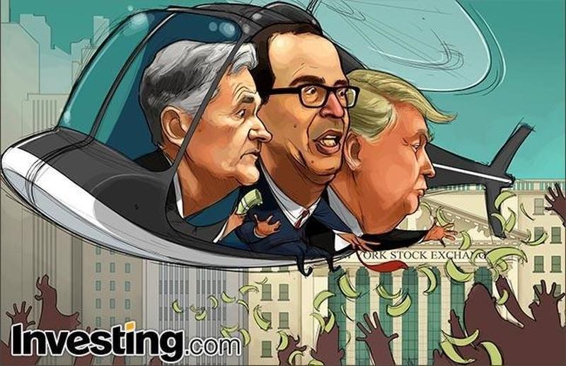 350 миллиардов QE закончились за три дня. Пора еще подпечатать пару сотен (mamomot)