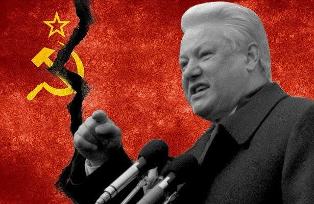 Почему развалился СССР? (Владимир Зыков)