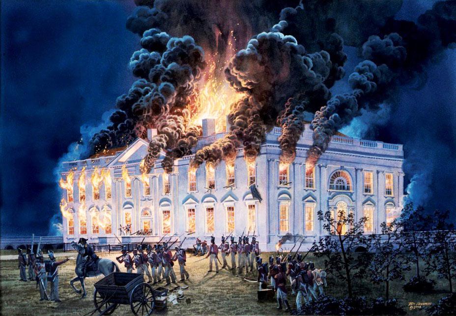 Война в США (Лев Калмыков)