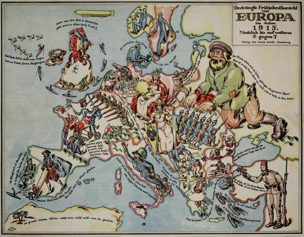 Точка зрения: экономические войны России и Германии в конце XIX века (Bledso)